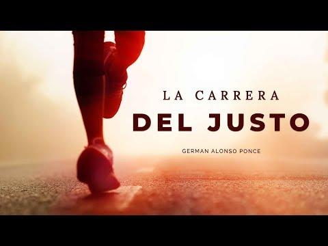 German Alonso Ponce | La Carrera Del Justo | domingo am 08 de abril 2018