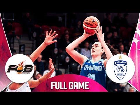 Carolo Basket v Dynamo Kursk - Full Game - EuroLeague Women 2018-19