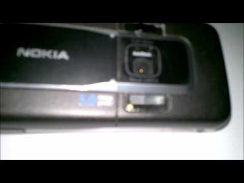 Nokia 6220 Classic autofocus light