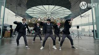 A.C.E BUSKING in New York - Intro + UNDER COVER 19.12.09