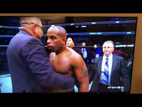 UFC 214 JON BONES JONES THE WINNER!! DANIEL CORMIER CRIES!!!