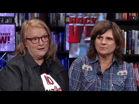 The Indigo Girls Launch #NoDAPL Boycott of Pipeline Owner's Major Folk Music Festival