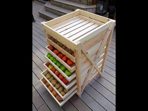 Хранилище для картофеля на балконе