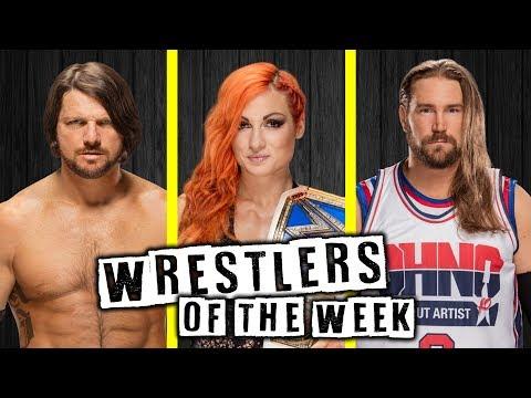 Wrestlers Of The Week (November 16)