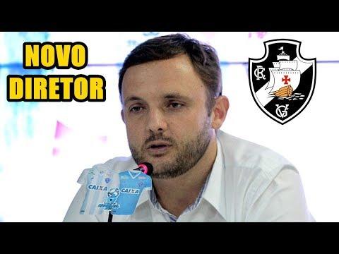 Últimas Notícias | DIRETOR DE FUTEBOL chegando ao VASCO!
