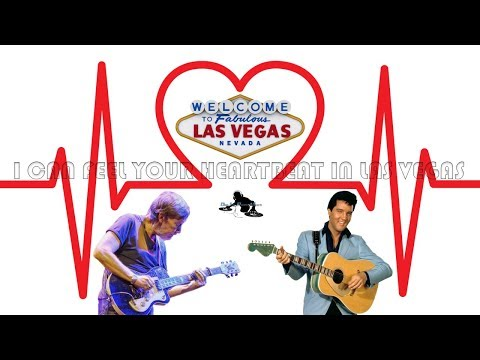 CHRIS REA VS ELVIS PRESLEY - I CAN FEEL YOUR HEARTBEAT IN LAS VEGAS - PAOLO MONTI MASHUP 2019