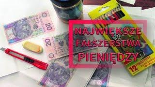 Cukiernik, który zrobił 85 tysięcy monet | Fałszerstwa pieniędzy i banknot 500 zł