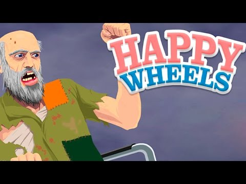 Happy Wheels Full Gameplay Walkthrough