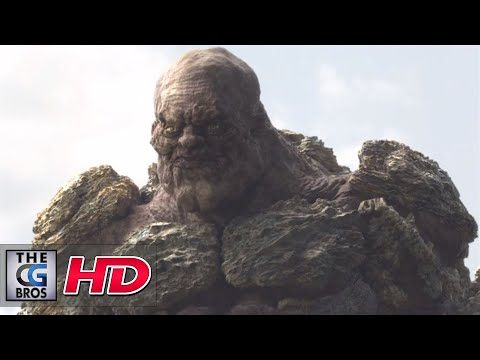 "CGI VFX Short Film HD: ""David Mills"" - by Jeric Pimentel and Nico Del Giudice"