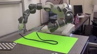 Robot Manipulation Skills Trained Using Deep LfD
