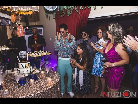 The Best Of Luis Mansur's 50th Birthday Party