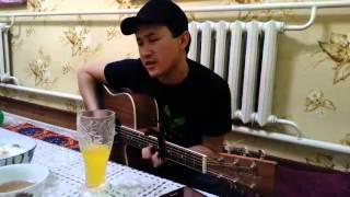 Казахский гитарист!!!  НАСТОЯЩИЙ ТАЛАНТ