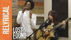 """ReLyrical: """"Birthday"""" w/ Alyssa & Deshaun - Lost & Found Music Studios"""