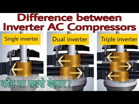 Difference Between Dual Inverter Ac And Triple Inverter Ac | Inverter Vs Non Inverter AC | Emm Vlogs