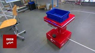روبوت صغير يرافق المستخدم اينما ذهب ليساعده في حمل الأمتعة الثقيلة و التسوق - 4tech