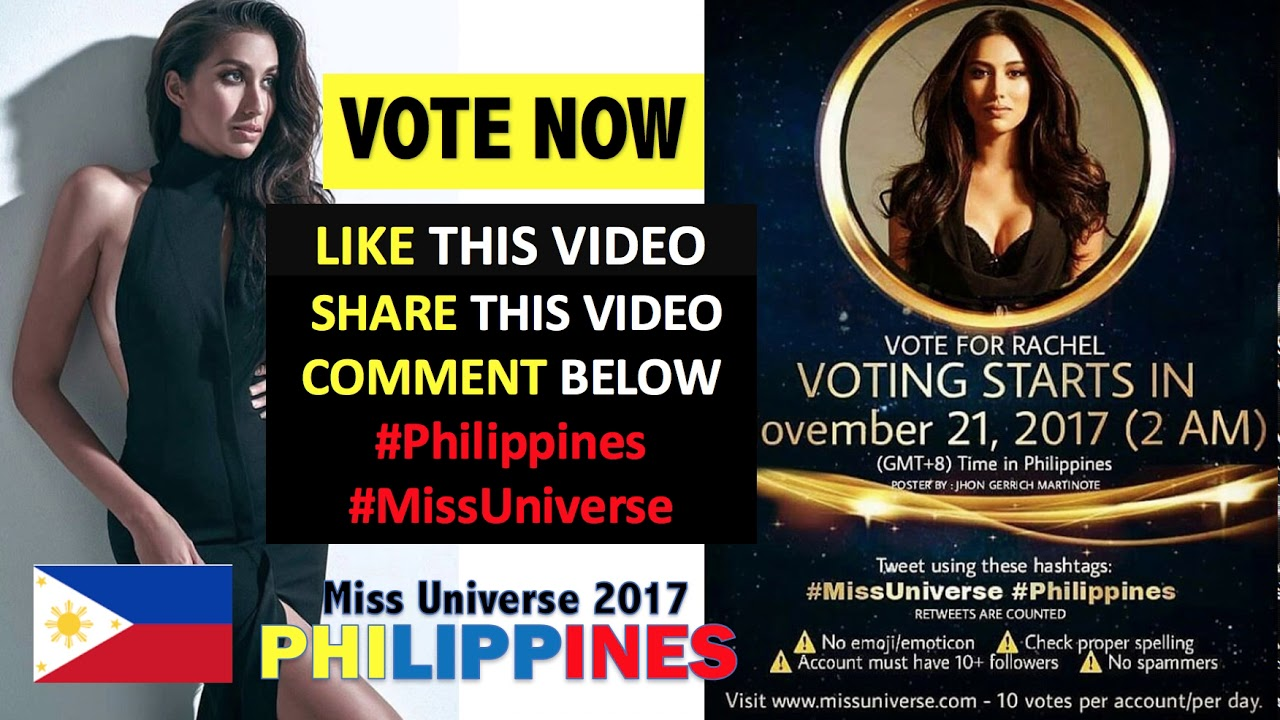 News Miss Universe 2017 Voting Has Officially Started Vote For