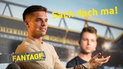 Sach doch ma! Fans fragen, BVB-Spieler antworten - mit Julian Weigl und Nico Schulz