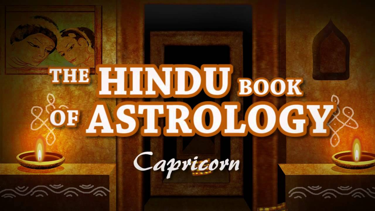 the hindu book of astrology capricorn