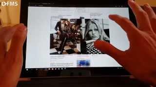 Surface Pro 3: Analisi con Windows 10
