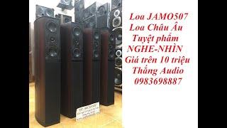 Loa Jamo 507 giá trị đem lại vượt xa 1 cặp loa trên chục triệu:NGHE HAY-THIẾT KẾ CỰC ĐẸP  0983698887