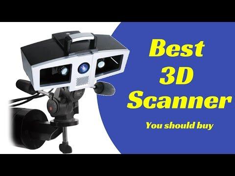 Best 3D Scanner 2017 Top-10