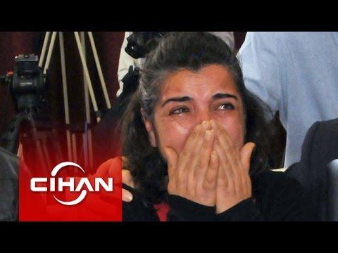 Berkin Elvan'ın annesini ağlatan görüntüler