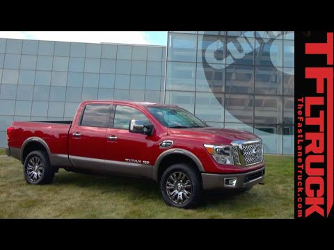 2016 nissan titan xd 5 0l v8 cummins revealed almost. Black Bedroom Furniture Sets. Home Design Ideas