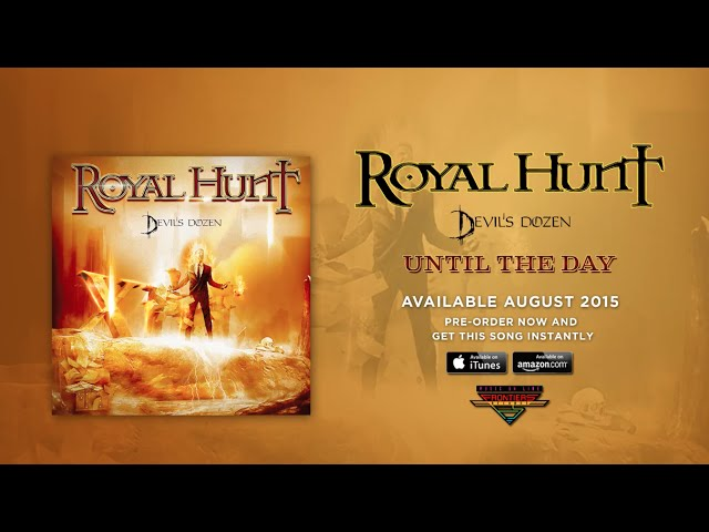 """Royal Hunt """"Until The Day"""" (Official Audio)"""