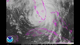 2017 0910 - Ouragan IRMA sur la Floride aux USA !