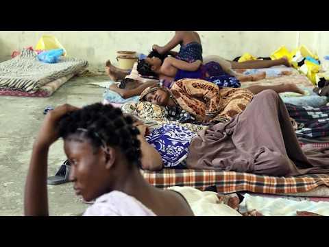 Migrants braving sea crossing face abuse at hands of Libya's coast guard