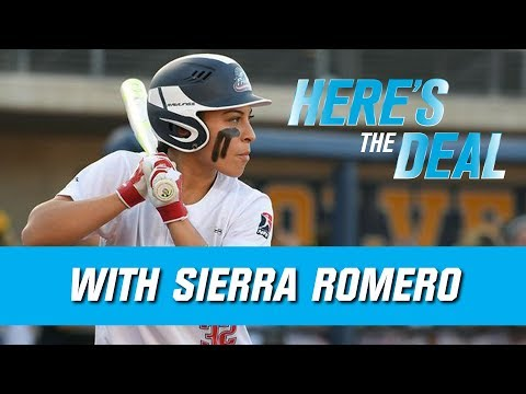 Here's The Deal Episode 23: Sierra Romero Talks 2020 Olympics