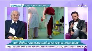 Taienele creierului uman, deslușite de neurochirurgul Leon Dănăilă: Somnul trebuie respectat cu