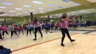 ZUMBA® WARM-UP- Satisfaction (song remixed by: dj baddmixx)