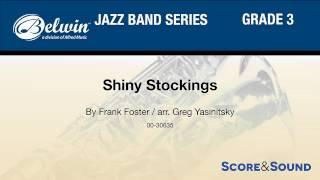 Shiny stockings, arr. greg yasinitsky – score & sound