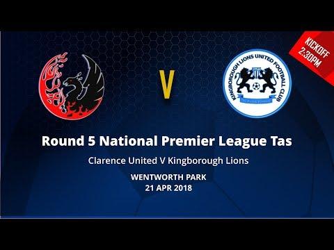 Round 5 national premier league tasmania