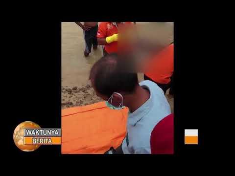 Mayat di aliran sungai way seputih, Seputih Ramah - Lampung Tengah