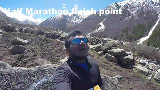6th Himalayan Running and Living XC Marathon - 21k Run