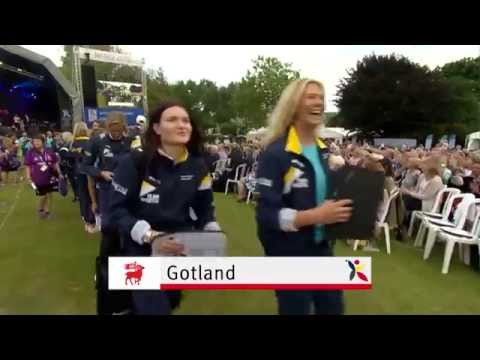 NatWest Island Games 15 Opening Ceremony Pt 2