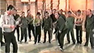 РРБ РБИ Русский стиль спецназ ГРУ Лавров 1996 Ч7 ноги