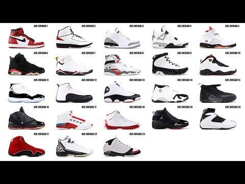 all the jordan