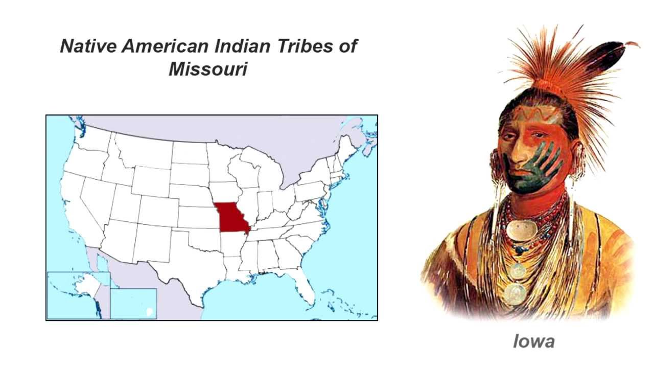 Native American Indian Tribes of Missouri - YouTube
