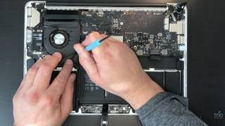 "A1502 MacBook Pro 13"" Retina teardown"