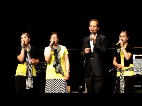 Gospel Express - Duane Mullett Family (Knowing What I Know About Heaven) 06-08-12