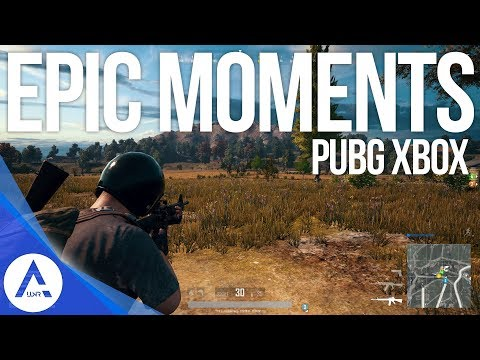 PUBG Xbox: Epic Moments EP. 1
