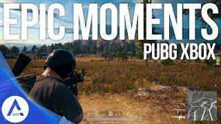 PUBG Xbox: Epic Moments EP. 1 (Funny, Fails, Plays, Wins, WTF)