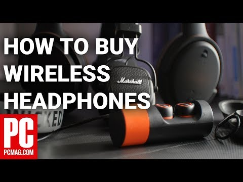 Wireless Headphones Buying Guide