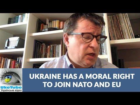 How can Ukraine join NATO when Ukraine is at war with Russia? Taras Kuzio