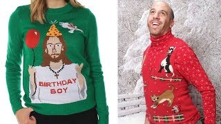 Worst Christmas Sweaters Ever!