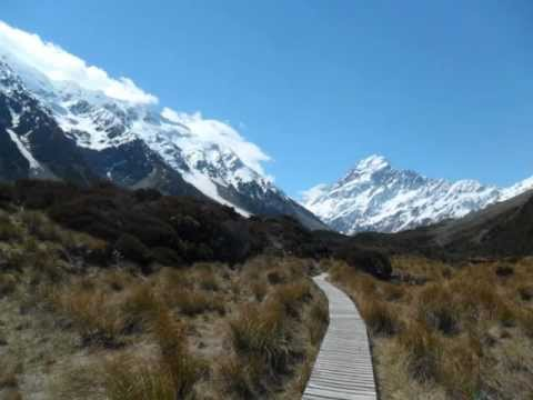 Aoraki/Mount Cook Promotional Video