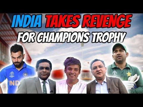 India takes Revenge for Champions Trophy | Ft. Ajay Jadeja